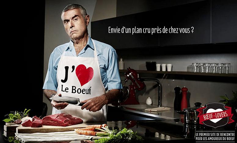 Le site de rencontres Bœuf-lovers.com a 1 an… et déjà plus de 84 000 inscrits !